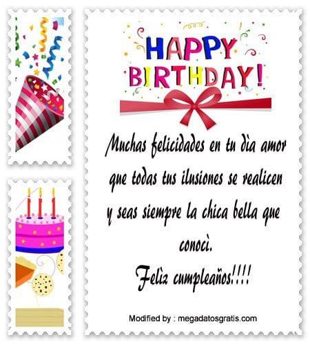 Bella Carta De Cumpleaños Para Tu Ex Pareja Saludos De Cumpleaños