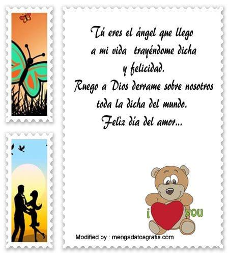 Bonitas Frases De San Valentin Para Mi Novio Mensajes De Amor