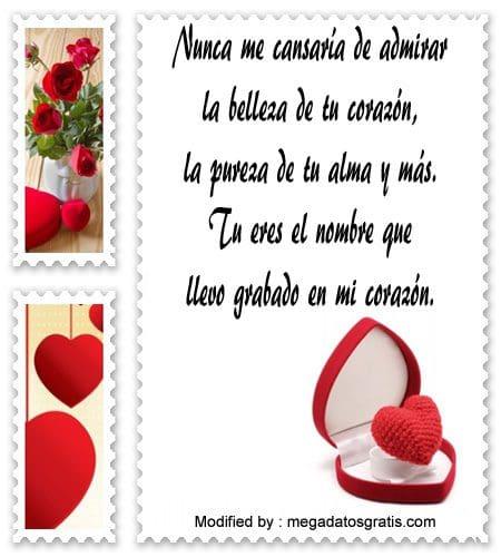 originales mensajes de romànticos para mi novia con imágenes gratis,buscar poemas de amor para mi enamorada
