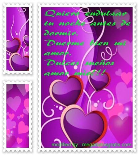 buenas noches7,mensajes con imàgenes amorosas de buenas noches para mi amor