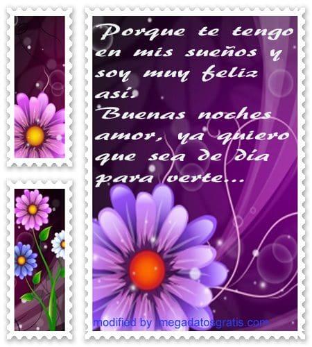 Frases Y Tarjetas Romanticas Para Desear Buenas Noches