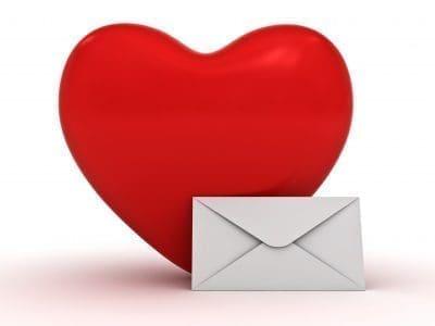 Cartas de amor para enviar por facebook