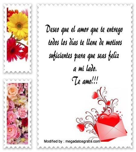 Modelo Carta Para El Amor De Tu Vida Frases De Amor Para Facebook