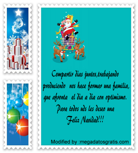Mensajes De Navidad Para Compañeros De Trabajo Saludos De