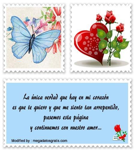 Mensajes Para Pedir Discùlpas Frases De Perdòn De Amor