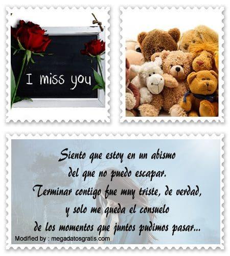 Frases Tristes Para Cuando El Amor Se Termina Mensajes De