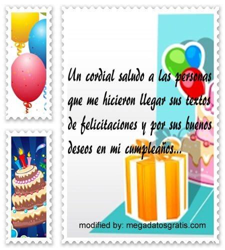 Colgar Frases De Feliz Cumpleaños Para Facebook Con Imágenes