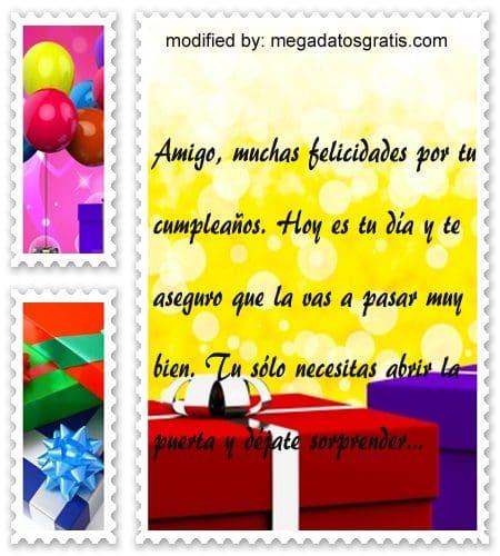 Mensajes de cumpleaños seres queridos,Bellos mensajes de cumpleaños para tu amigo