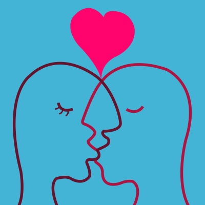 sms sobre el primer beso, tweet sobre el primer beso
