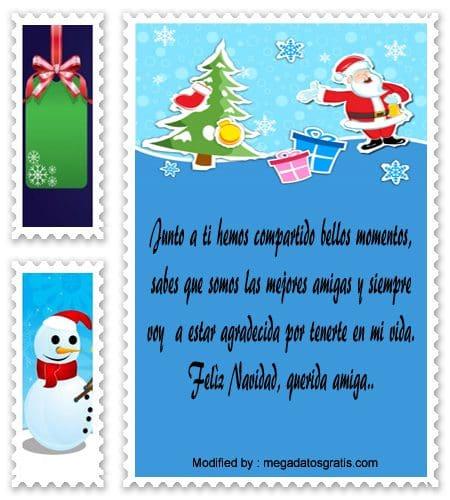 Nuevas Frases De Feliz Navidad Para Mi Amiga Saludos De Navidad