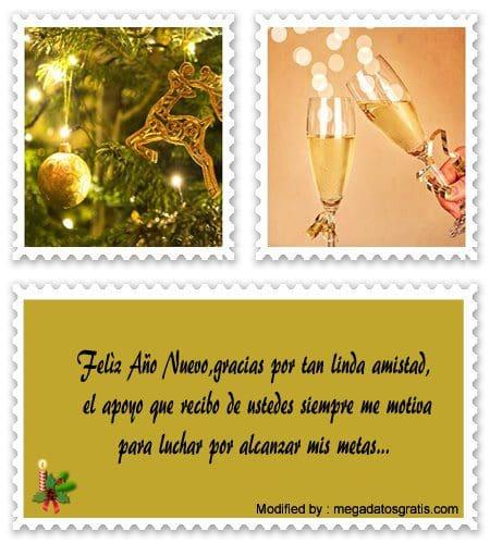 Mensajes Muy Bonitos De Año Nuevo Tarjetas De Ano Nuevo Megadatosgratis Com