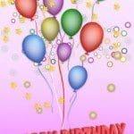 Dedicatorias de cumpleaños para una sobrina, ejemplos de saludos de cumpleaños para una sobrina