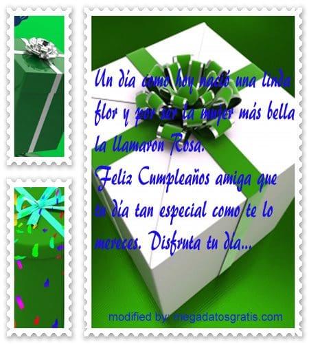 Dedicatorias de cumpleaños para mi amiga,especiales saludos de cumpleaños para tu amiga