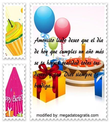 Frases de cumpleaños para mi novia, nuevos poemas de cumpleaños para tu novia