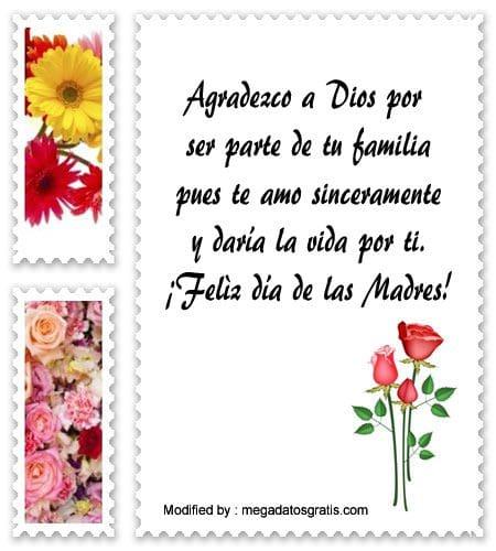 Bellos Mensajes Cristianos Por El Día De La Madre Frase