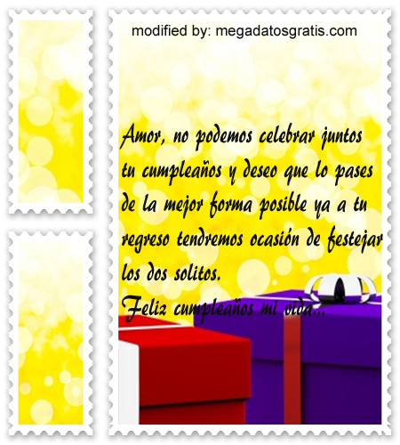 Bellas Felicitaciones De Cumpleanos A Tu Novio Con Imagenes