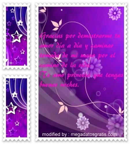 Imagenes Con Mensajes De Buenas Noches Para Dedicarle A Tu Princesa