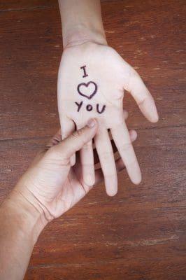 Las Mejores Palabras Para Decir Te Quiero Mucho Frases Romanticas
