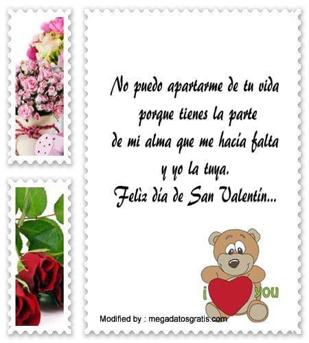 ,buscar textos bonitos para San Valentin,pensamientos de amor para San Valentin