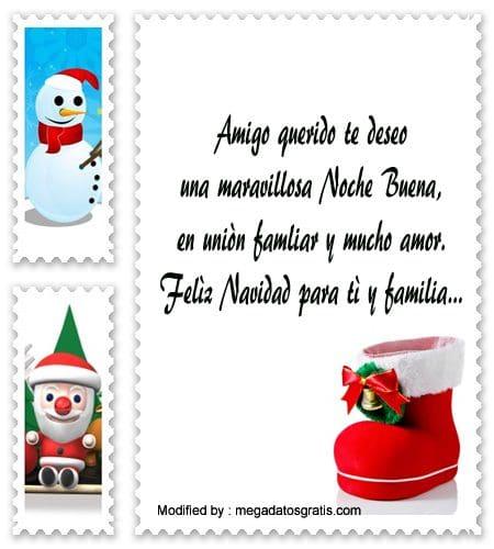 Lindas Cartas Y Mensajes De Navidad Para Un Amigo Megadatosgratis Com