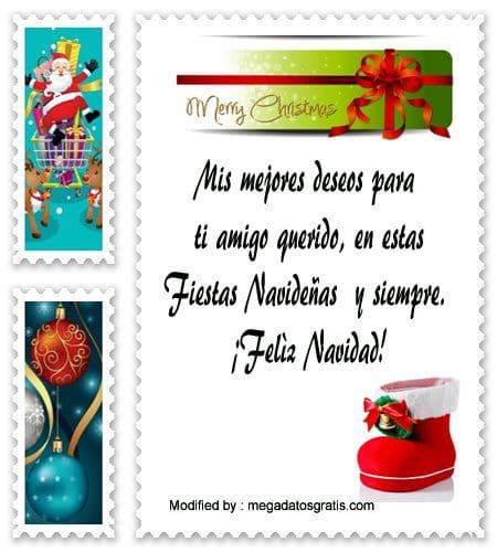 mensajes para enviar en Navidad para mis amigos, poemas para enviar en Navidad para mis amigos