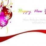 Dedicatorias con los mejores deseos de Año Nuevo, textos de los mejores deseos de Año Nuevo