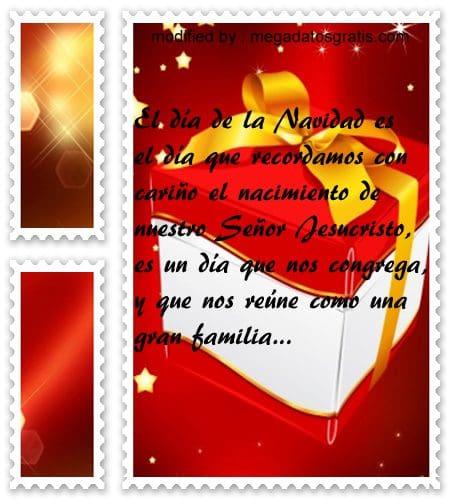 postales de mensajes de Navidad,textos bonitos navideños