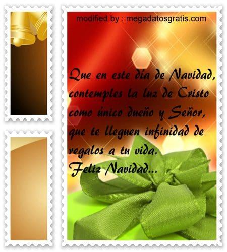 postales de mensajes de Navidad,poemas hermosos para compartir en Navidad