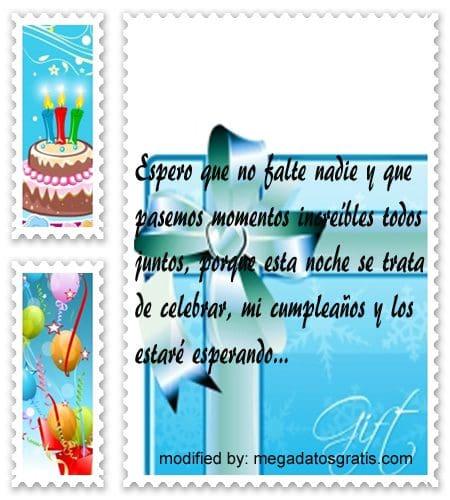 Textos cortos de discurso de cumpleaños,tiernas palabras para decir en tu cumpleaños