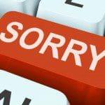 Originales frases para pedir disculpas, ejemplos de frases para pedir disculpas, textos para pedir disculpas, mensajes para pedir disculpas, dedicatorias para pedir disculpas, email para pedir disculpas, palabras para pedir disculpas, sms para pedir disculpas, tweet para pedir disculpas, pedir disculpas por Facebook