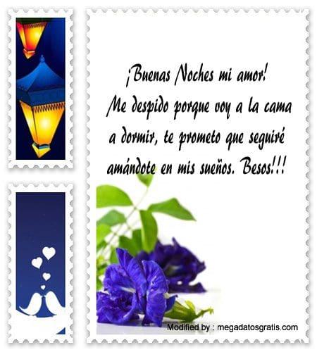 Nuevos Mensajes De Buenas Noches Amor Frases De Buenas Noches