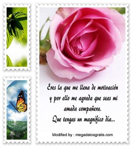Frases Bonitas De Buenos Dias Mi Amor Mensajes De Buenos Dias