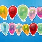 saludos de cumpleaños, sms de cumpleaños, cumpleaños