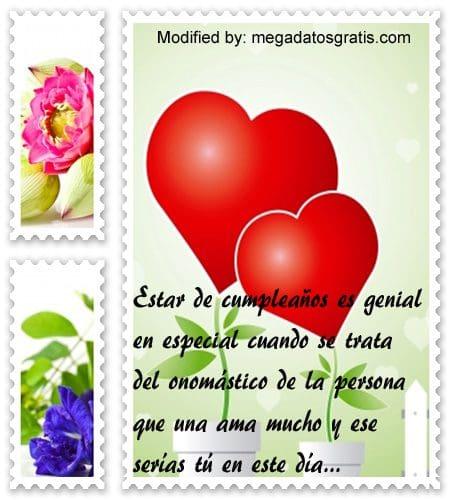 Enviar Frases De Cumpleanos Para Mi Amor Con Imagenes