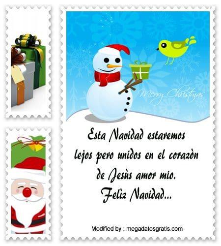 frases con imàgenes para enviar en Navidad a mi novio,palabras para enviar en Navidad a mi novio