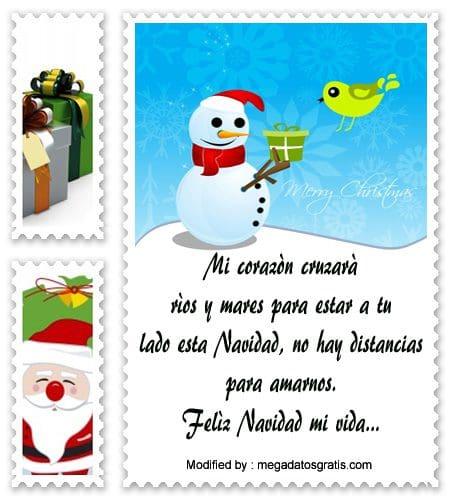 Cartas Para Mi Pareja Que Esta Lejos Mensajes De Navidad