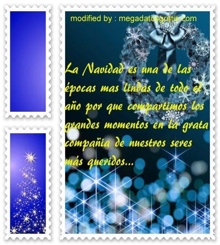postales de mensajes de Navidad,saludos bonitos para la Navidad