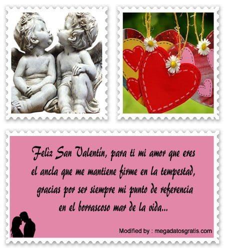 Textos De Agradecimiento Por Saludos De San Valentin Frases De