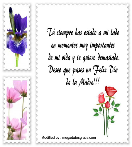 Saludar Por El Día De La Madre Mensajes Para El Día De La