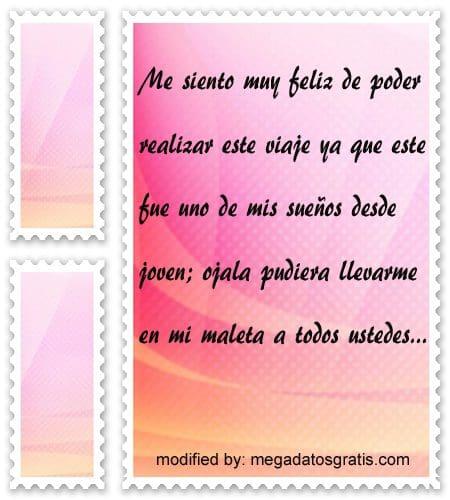 Bellas Frases De Despedida Por Viaje Con Imagenes Megadatosgratis Com