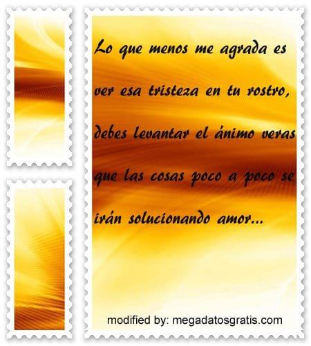 Tarjetas Y Mensajes De Aliento Para Enviar A Mi Amor