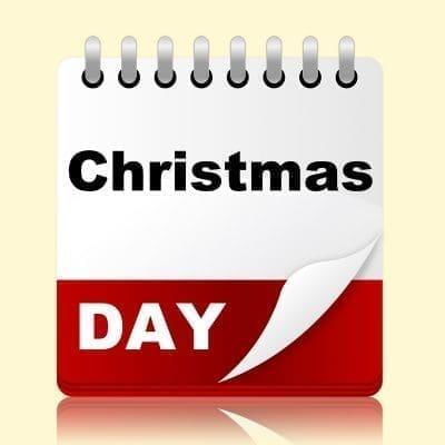 palabras bonitas para poner en calendarios Navideños