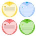 Frases para enviar notas de amor, mensajes para enviar notas de amor