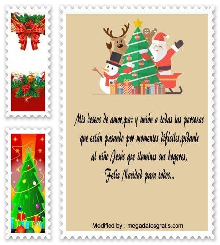 Lindas Frases De Navidad Para Facebook Saludos De Navidad