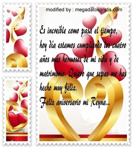 Tarjetas De Felicitaciones Por Aniversario De Bodas