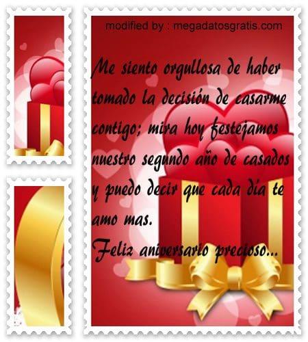 tarjetas con textos romnticos para tu esposa por aniversario de bods postales con romnticas palabras