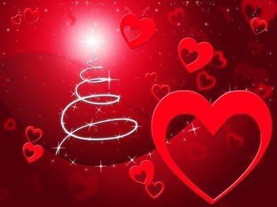 Felicitaciones de navidad para el amor de mi vida