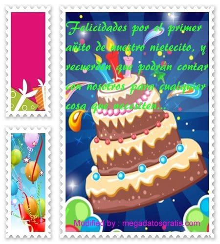 Bellos Saludos De Cumpleaños Para Mi Nieto Con Imágenes