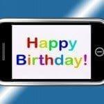 Frases de cumpleaños para BlackBerry, mensajes de cumpleaños para BlackBerry