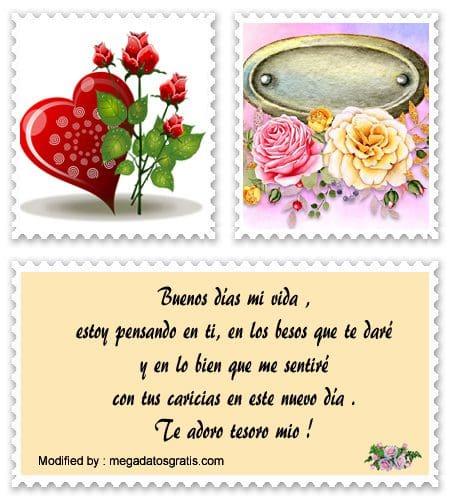 Desear Un Excelente Día A Mi Amor Mensajes Romànticos De Buenos Días Megadatosgratis Com